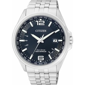 Citizen Elegant World Timer Eco-Drive Radio Controlled