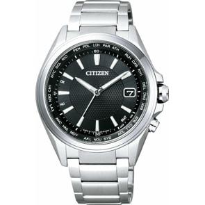 Citizen Elegant World Timer Eco-Drive Radio Controlled