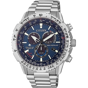 Citizen Promaster Sky Chrono Pilot Eco-Drive Radio Controlled