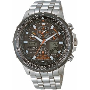 Citizen Promaster Sky Super Skyhawk Eco-Drive Radio Controlled