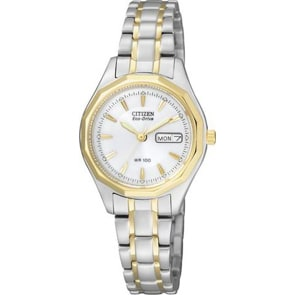 Citizen Sports Lady Day-Date Eco-Drive