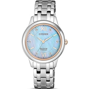 Citizen Super Titanium Lady Eco-Drive