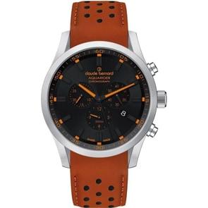 Claude Bernard Aquarider Chronograph Orange