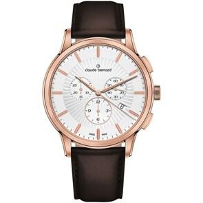 Claude Bernard Classic Chronograph Rosé