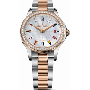 Corum Admiral's Cup Legend 32 Automatic Lady A400/02902