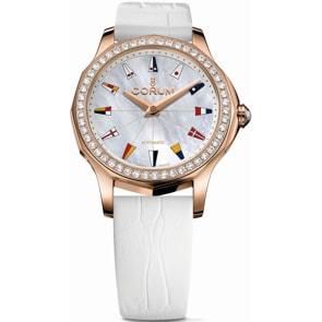 Corum Admiral's Cup Legend 32 Automatic Lady A400/02904
