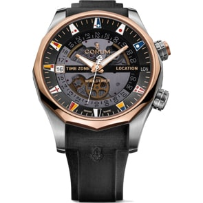 Corum Admiral's Cup Legend 47 Worldtimer A637/02743
