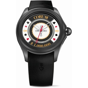 Corum Bubble 47 Casino Chip Limited Edition L082/02999