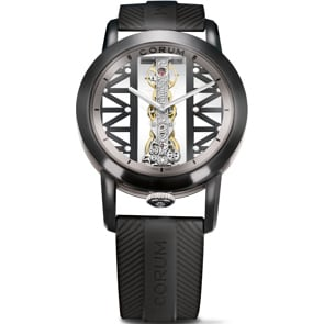 Corum Golden Bridge 43 Round B113/03832