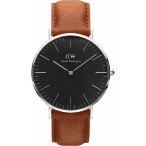 Daniel Wellington Classic Black Durham Ø 40mm