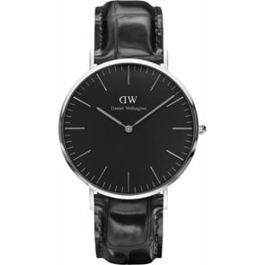 Daniel Wellington Classic Black Reading Ø 40mm