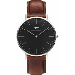 Daniel Wellington Classic Black St. Mawes Ø 40mm