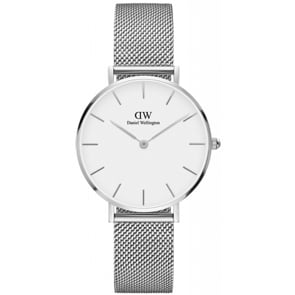 Daniel Wellington Classic Petite Sterling Ø 32mm