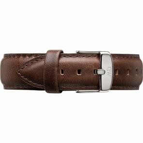 Daniel Wellington Uhrenarmband Leder Bristol Ø 40mm