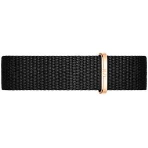 Daniel Wellington Uhrenarmband Textil Classy Cornwall Ø 32mm