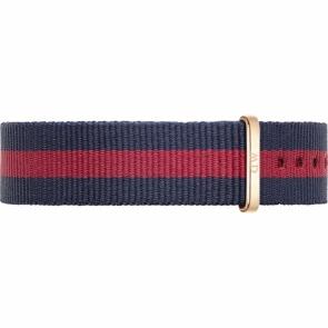 Daniel Wellington Uhrenarmband Textil Oxford Ø 36mm