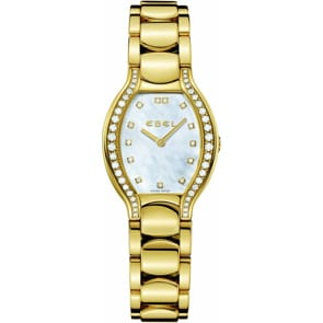 Ebel Beluga Tonneau Lady Diamonds