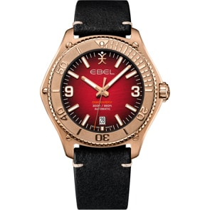 Ebel Discovery Bronze Gent Automatic Rot