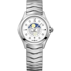 Ebel Wave Lady Moonphase