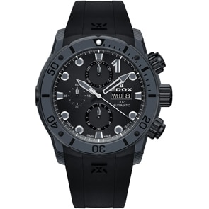 Edox Chronoffshore-1 Carbon Chronograph Automatic