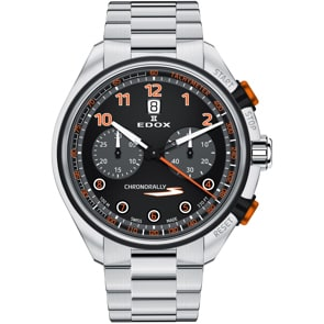 Edox Chronorally-S Chronograph Automatic