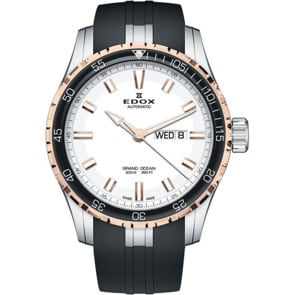 Edox Grand Ocean Day-Date Automatic