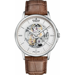 Edox Les Bémonts Shade of Time Automatic