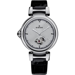 Edox LaPassion Open Heart Automatic