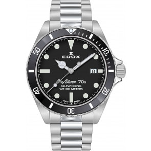 Edox SkyDiver Date Automatic