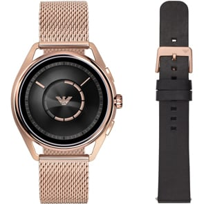 Emporio Armani Connected Matteo Smartwatch HR Set