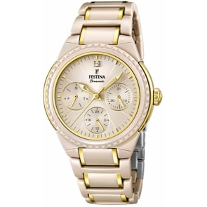 Festina Ceramic Lady Day-Date