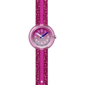 Flik Flak Futuristic Pink Sparkle