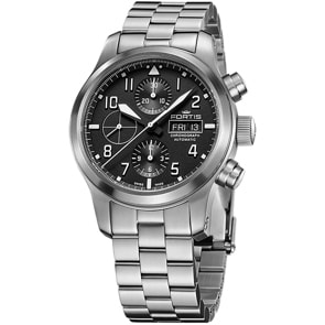 Fortis Aeromaster Day Date Chronograph