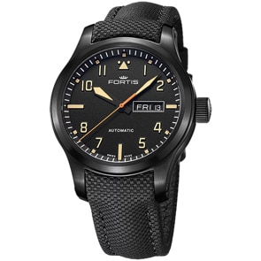 Fortis Aeromaster Stealth Day Date