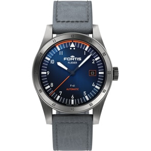 Fortis Flieger F-41 Automatik Midnight Blue