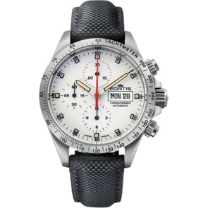 Fortis Stratoliner Steel a.m. Chronograph