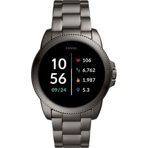 Fossil Classics Gen 5E Smartwatch HR Grau