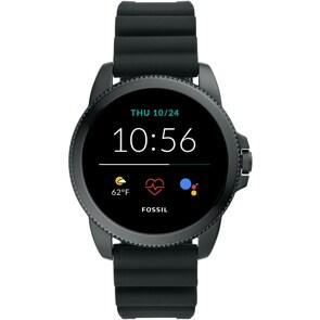 Fossil Classics Gen 5E Smartwatch HR Schwarz