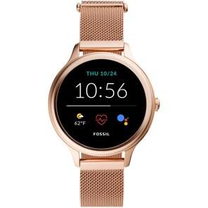 Fossil Gen 5E Smartwatch HR Rosé