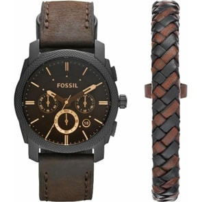 Fossil Machine Chronograph Set