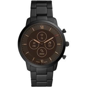 Fossil Neutra Hybrid Smartwatch HR Schwarz