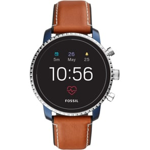 Fossil Q Explorist 4.0 Smartwatch HR