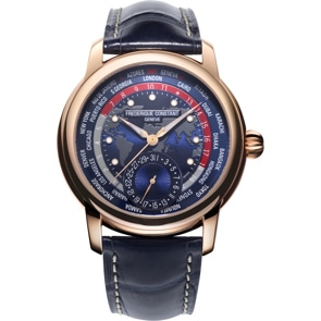 Frédérique Constant Manufacture Worldtimer Limited Edition
