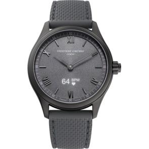 Frédérique Constant Vitality Smartwatch Grau