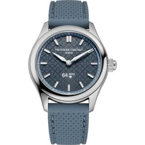 Frédérique Constant Vitality Smartwatch Ladies Blau