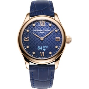 Frédérique Constant Vitality Smartwatch Ladies Diamond