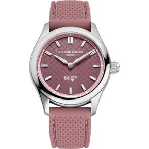Frédérique Constant Vitality Smartwatch Ladies Rosa