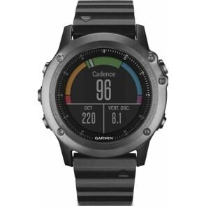 Garmin Fenix 3 Saphir Smartwatch mit Herzfrequenz-Brustgurt