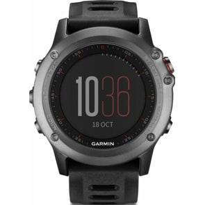 Garmin Fenix 3 GPS-Smartwatch mit Herzfrequenz-Brustgurt