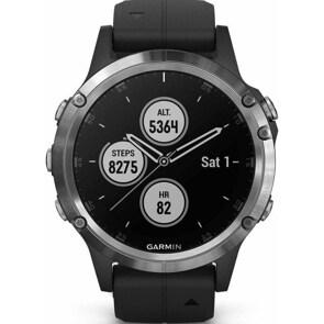 Garmin Fenix 5 Plus GPS-Multisport Smartwatch HR